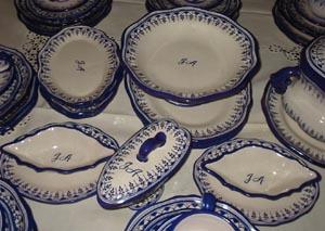 Comprar Vajilla de cerámica