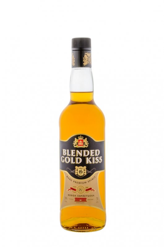 Comprar GOLD KISS whisky liqueur