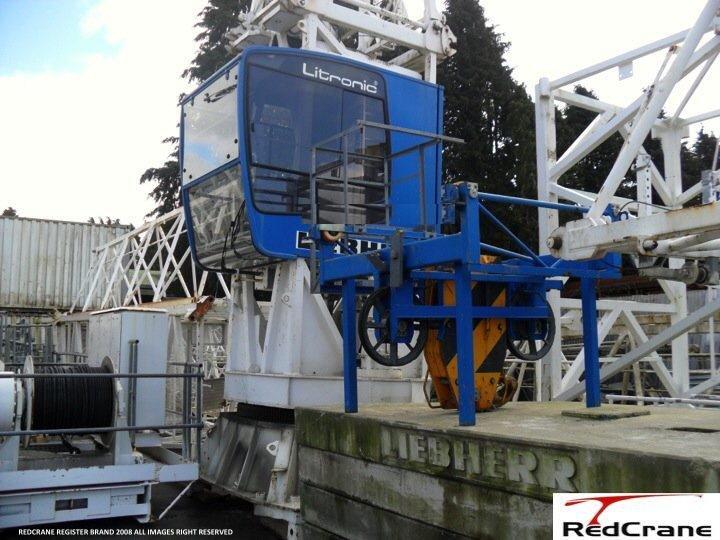 Comprar LIEBHERR 200EC - TOWER CRANE (Grúa)