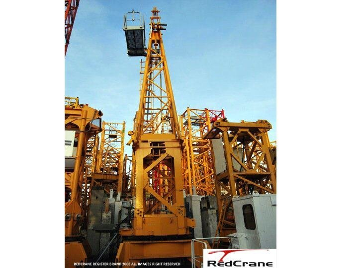 Comprar POTAIN MD175 - TOWER CRANE