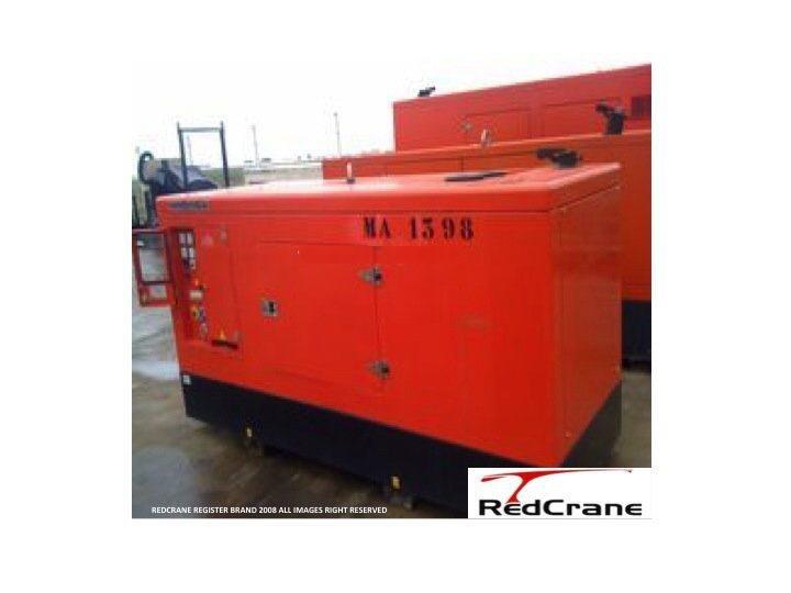 Comprar Himoinsa Electric generator - 30 kva (generador)