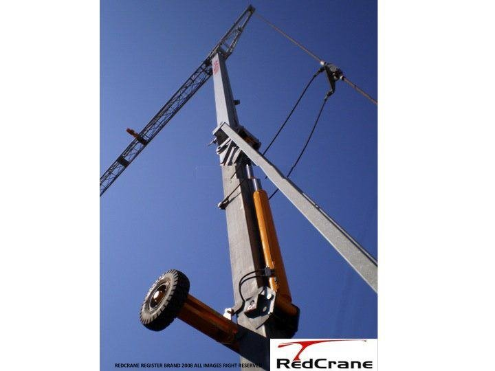 SAEZ H - 32 TOWER CRANE (GRÚA)