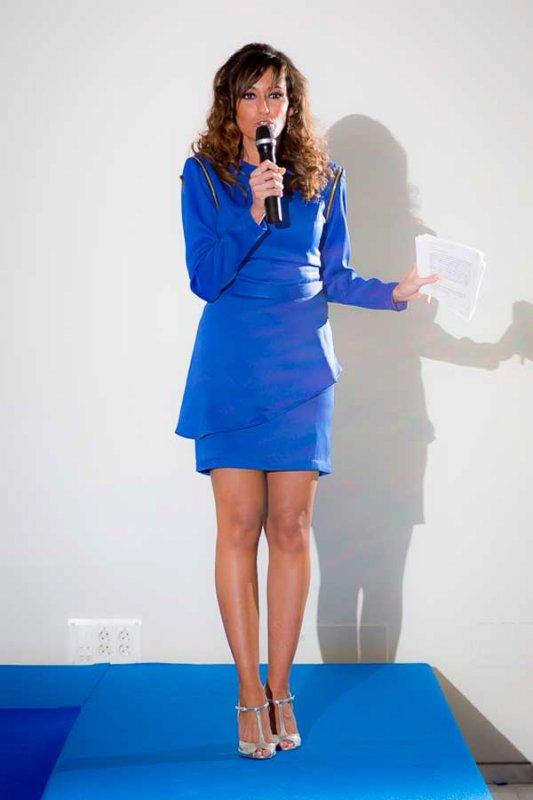 Comprar Vestido azul klein cuatro posiciones PenadeSuerte