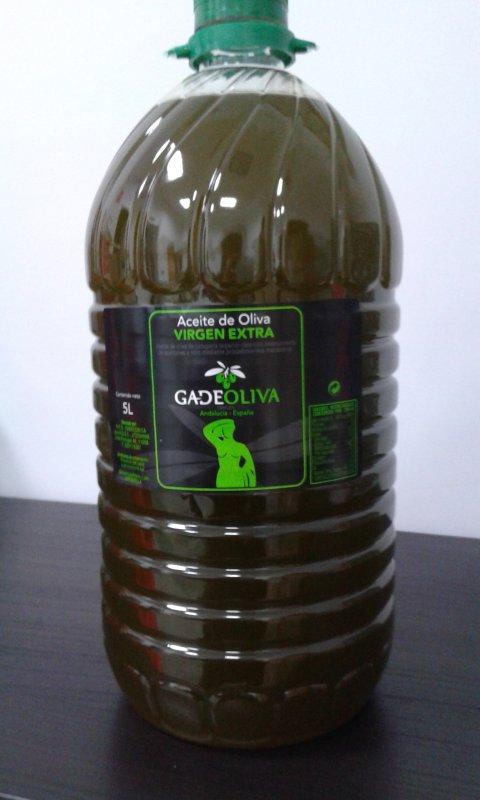 Comprar ACEITE DE OLIVA VIRGEN EXTRA 5 L.
