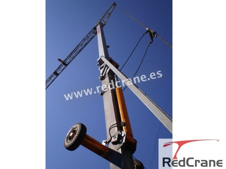 Tower crane Saez H-32 SELF ERECTING