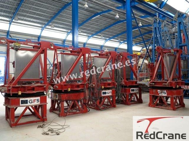 Comprar TOWER CRANE SAEZ TL-555