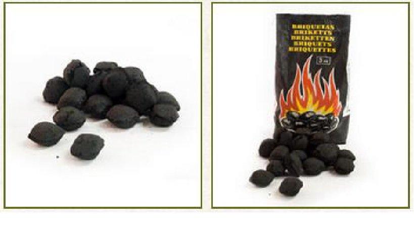 Comprar Charcoal briquettes