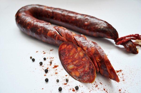 Comprar Chorizo Dulce/picante