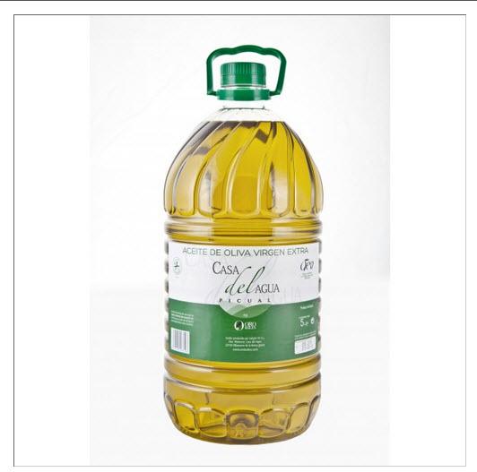 Comprar Aceite de Oliva Virgen Extra 5 litros