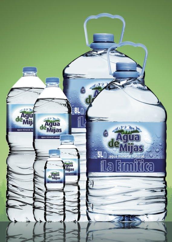 Comprar Natural Mineral Water