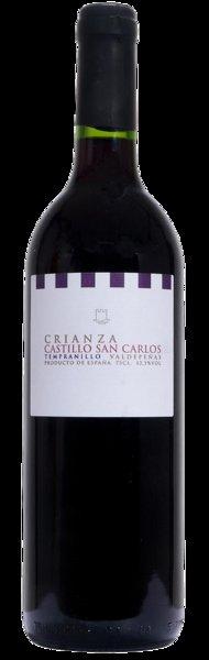 Comprar Красное сухое выдержанное вино CRIANZA Темпранильо 100% - 11-13,5%