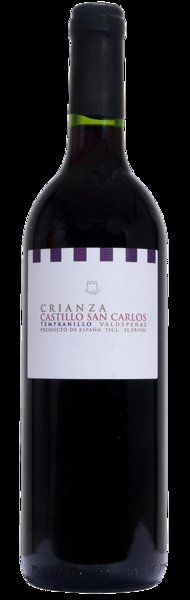 Розовое сухое вино Темпранильо 100 % - 11-13,5 %