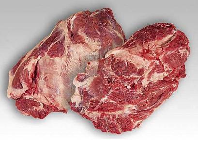 Comprar Frozen pork collar boneless (Шейка свиная маринованная мороженная)