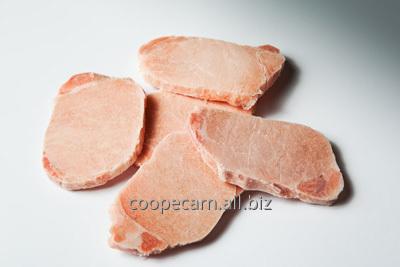 Comprar Frozen pork loin sliced pack 1 Kg Ref.91027