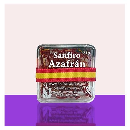 Comprar Azafrán Hebra 0,30 grs