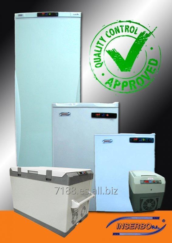 Установленные холодильники хранения семени и транспорта