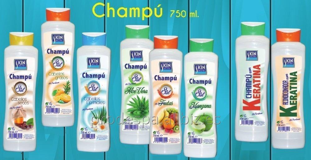 Comprar Champu Botella 750 ml