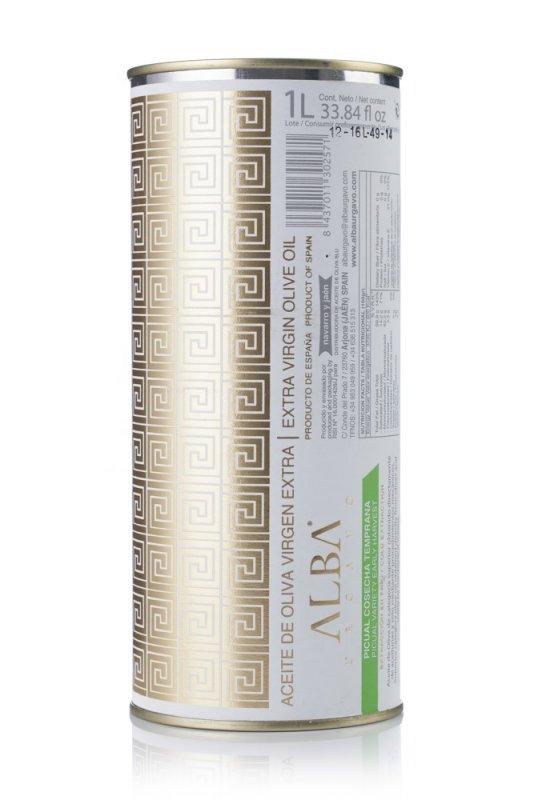 Comprar Aceite de oliva virgen extra premiun, primera cosecha Aove Bote 100 cl.