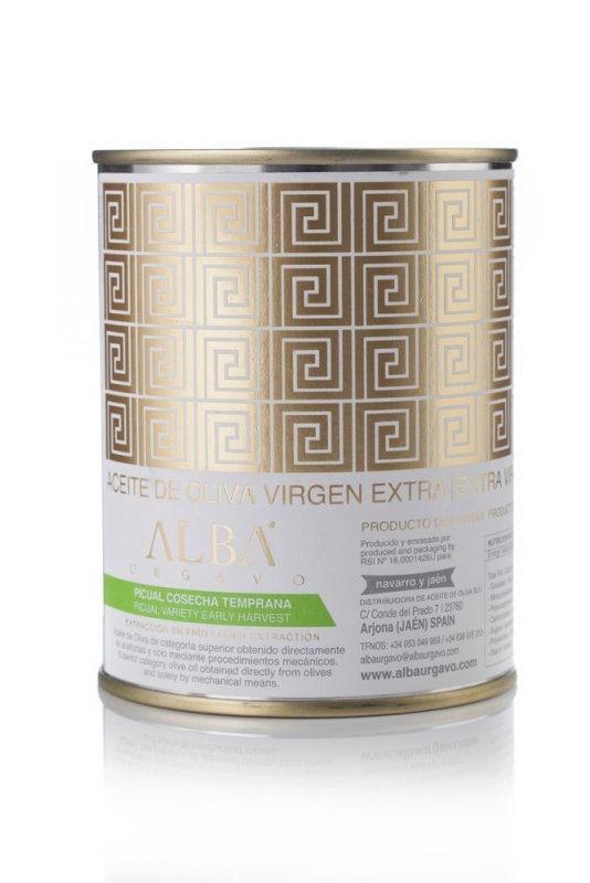 Comprar Aceite de oliva virgen extra, premiun Primera cosecha Aove 50 cl.