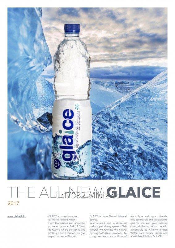 Comprar GLAICE; Agua Alcalina Ionizada.