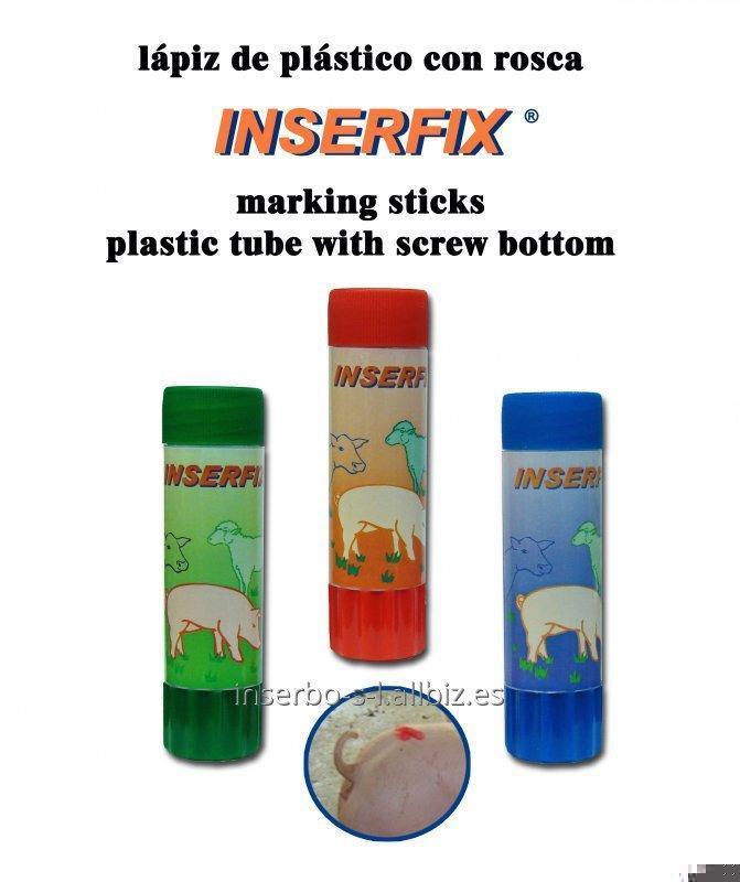 Lápices marcadores INSERFIX