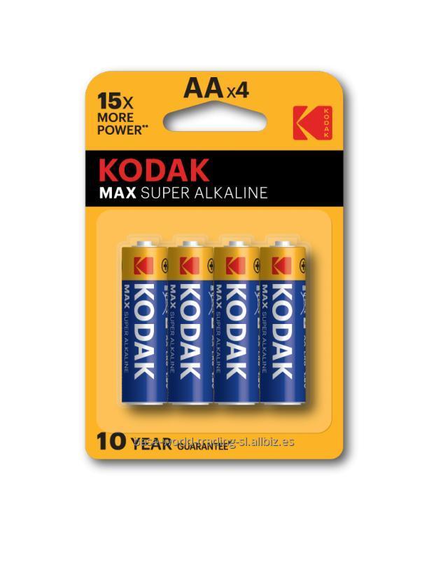 Comprar Pilas alcalinas Kodak MAX