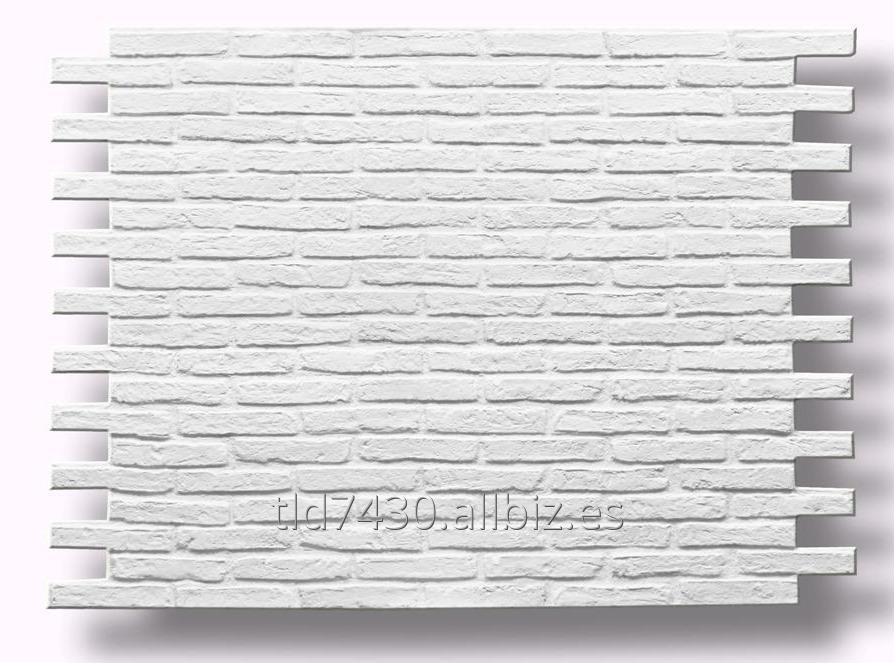 Comprar Panel Ladrillo Rústico XL Blanco