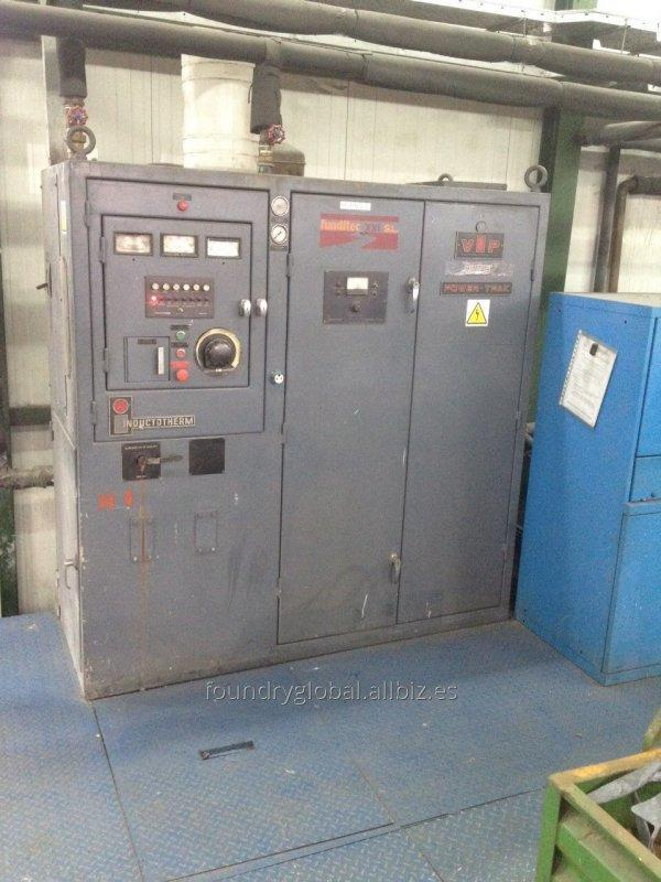 Comprar Horno de Inducción para fusión INDUCTOTHERM POWER TRAK 175