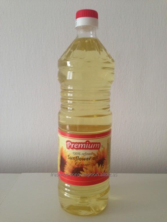 Comprar Venta Aceite de girasol refinado