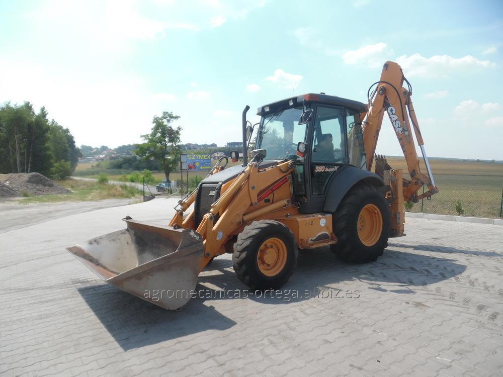 Comprar 2005 CASE 580 SR retroexcavadora