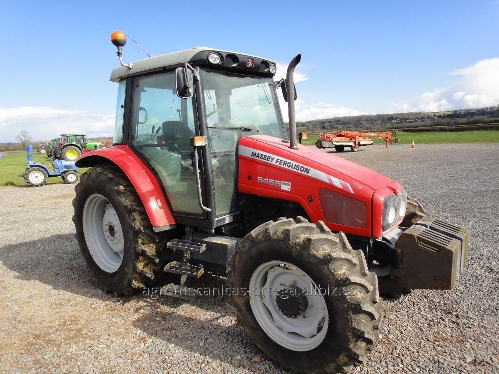 Comprar 2008 Massey Ferguson 5455 Hi-Vis tractor agrícola