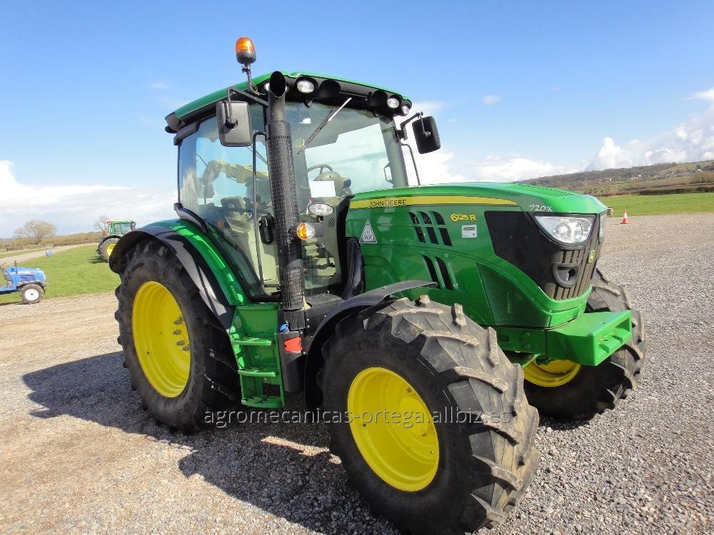 Comprar 2013 John Deere 6125R Auto Quad tractor agrícola