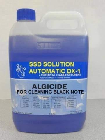 Comprar Ssd químico y polvo de activación para limpiar notas.