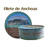 Comprar Conservas, filete de Anchoas