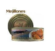 Comprar Mejillones, conservas