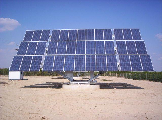 Comprar Planta solar fotovoltaica conectada a red de 42,12 KWp