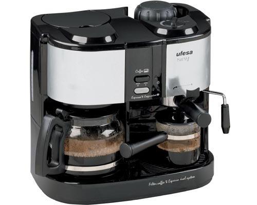 Comprar Cafetera Combi UFESA CK-7350
