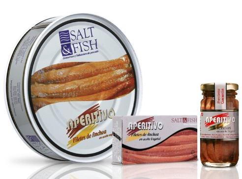 Comprar Consevas de anchoas