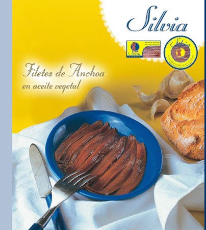 Comprar Filetes de anchoa