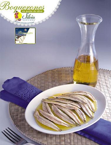 Comprar Boquerones en aceite de oliva