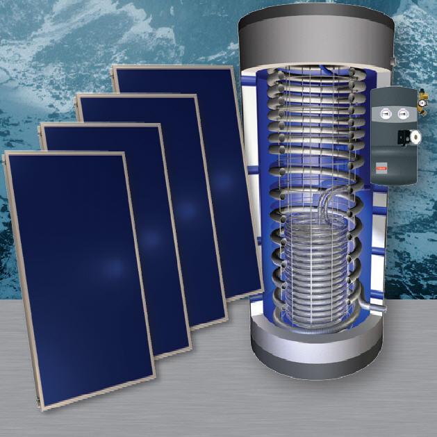 Comprar Set de сalefacción solar