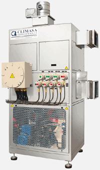 Comprar Climatizadores HVAC Atex Antideflafrantes Serie CL