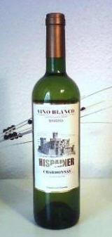 Comprar White Wine Hispainer - Vino Blanco Viura & Chardonnay