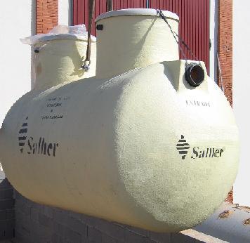 Comprar Separados de hidrocarburos clase I, por coalescencia, 2 cámaras de separación, obturador automático y filtro oleófilo