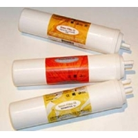 """Pack 3 prefiltros CS -CALGON  pre-Filtros osmosis doméstica """"C"""", Pack 3 prefiltros CALGON Green Filter"""
