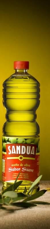 Comprar Aceite de oliva sandua - Sabor suave