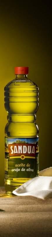 Comprar Aceite de orujo de oliva SANDUA