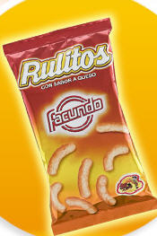 Rulitos al Queso
