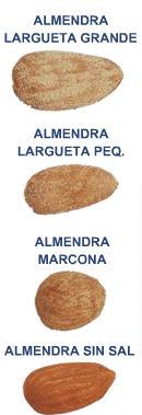 Comprar Almendra