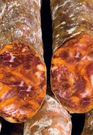 Comprar Chorizo Cular Ibérico Bellota Campaña